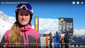 Op verkenning in Ski Arlberg