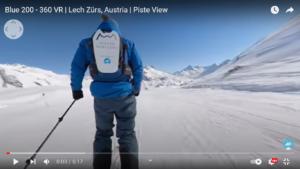 VR tour Ski Arlberg